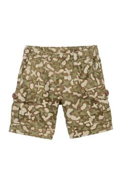 Tea Collection Budgerigar Dreaming Cargo Shorts (Toddler, Little Boys, & Big Boys)