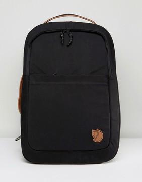 Fjallraven Travel Backpack in Black 35L