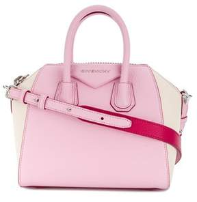 Givenchy Women's Pink Leather Handbag.