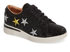Gentle Souls Women's Haddie Star Platform Sneaker