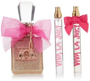 Juicy Couture Viva Rose 1.7 oz. Eau de Parfum 3-Piece Set