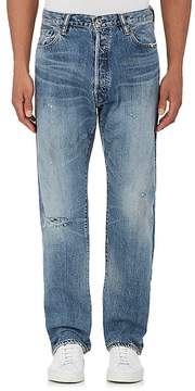 Simon Miller Men's Nakagiri Distressed Jeans
