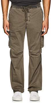 James Perse MEN'S COTTON CARGO PANTS