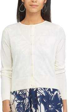 Chaps Women's Button-Front Cardigan