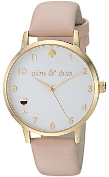 Kate Spade Wine and Dine Metro Watch - KSW1245