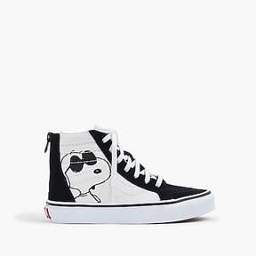 J.Crew Kids' Vans® Sk8-Hi zip sneakers