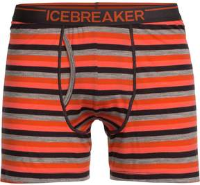 Icebreaker BodyFit 150-Ultralite Anatomica Relaxed Boxer With Fly