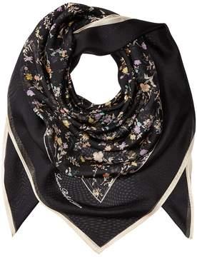 Lauren Ralph Lauren Colette Silk Square Scarf Scarves