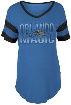 5th & Ocean Women's Orlando Magic Hang Time Glitter T-Shirt