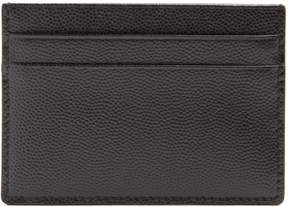 Common Projects Pebbled-leather cardholder