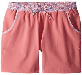 Columbia Kids Tidal Pull-On Shorts Girl's Shorts