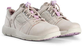 Timberland Kids Beige Youth Flyroam Oxford Trainers