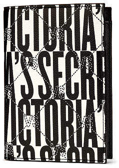 Victoria's Secret Victorias Secret Monogram Passport Cover