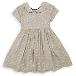 Isabel Garreton Baby's Polar Bear Cotton Dress
