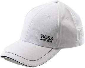 HUGO BOSS Cap-1 Cotton Strapback Baseball Cap Hat (One Size Fits Most)