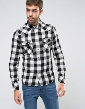Nudie Jeans Jonis Check Shirt