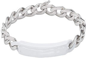 Maison Margiela Silver Chain Bracelet