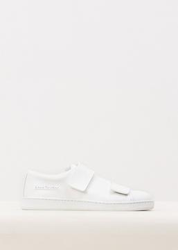 Acne Studios White Triple Sneaker