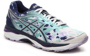Asics Women's GEL-Cumulus 18 Printed Performance Running Shoe