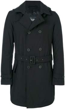 Herno fitted tailored coat