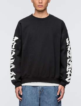 SASQUATCHfabrix. Iroha Damage Sweatshirt