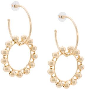 Dannijo Fawn earrings