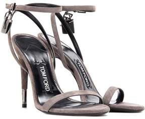 Tom Ford Suede sandals