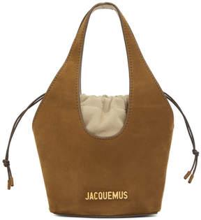 Jacquemus Tan Le Carino Bag