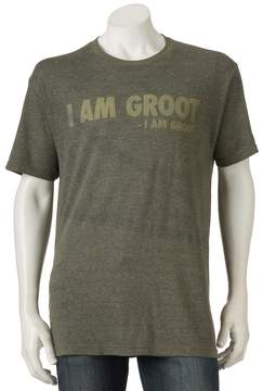 Marvel Men's I Am Groot Guardians of the Galaxy Tee