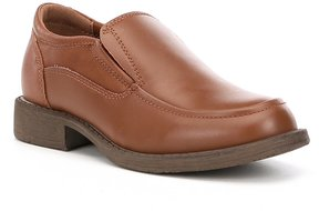 Steve Madden Boys BSLIDER Slip-On Dress Shoes