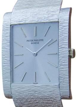 Patek Philippe 3553 18K Solid Gold Luxury Dress Men 1980 Watch