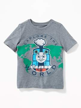 Old Navy Thomas the Tank Engine Explore the World Tee for Toddler Boys