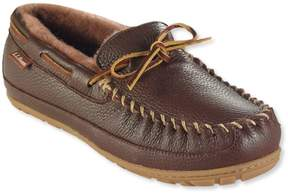 L.L. Bean L.L.Bean Men's Wicked Good Moccasins, Moosehide