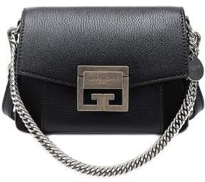 Givenchy Mini GV3 leather shoulder bag