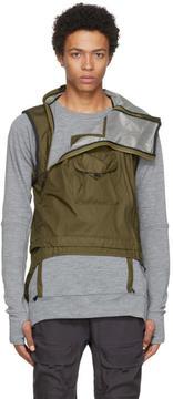 Nike Green AAE 1.0 Vest