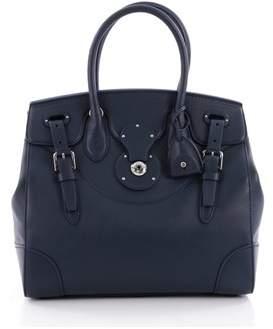 Ralph Lauren Pre-owned: Soft Ricky Handbag Leather 33.