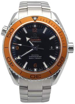 Omega Seamaster 232.30.46.21.01.002 Stainless Steel with Black Dial 45.5mm Mens Watch