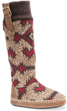 Muk Luks Women's Angela Boot Slipper