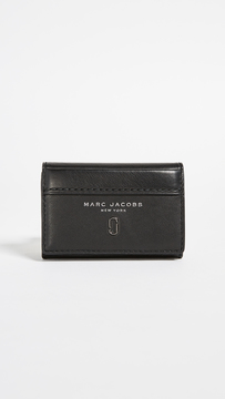 Marc Jacobs Multi Wallet - BLACK - STYLE