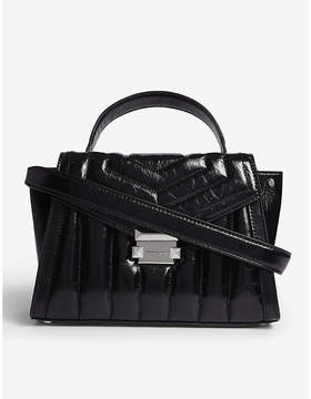 MICHAEL Michael Kors Whitney leather satchel