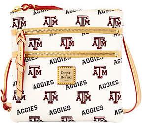 Dooney & Bourke NCAA Texas A&M University ZipCrossbody - ONE COLOR - STYLE