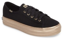 Keds Girl's Triple Kick Platform Sneaker
