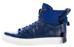 Buscemi Ponyhair 125MM Sneakers