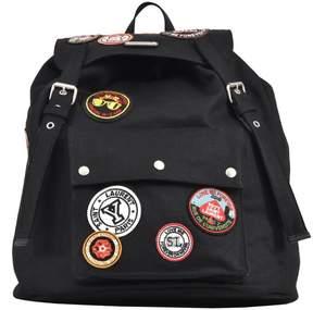 Saint Laurent Noe Black Backpack