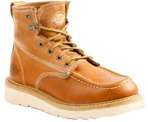 Dickies Men's Trader Leather Work Boots - Tan