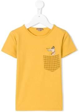 Emile et Ida salut pocket T-shirt
