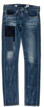 Adriano Goldschmied Piper Mid-Rise Jeans