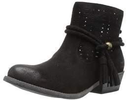 Billabong Womens Nico Closed Toe Ankle Cowboy Boots.