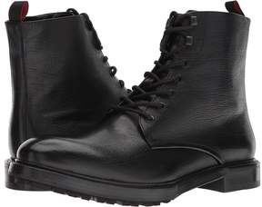 HUGO BOSS Defend Buffalo Leather Zip Boot by HUGO Men's Shoes