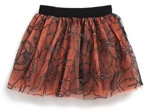 Truly Me Infant Girl's Floral Tutu Skirt